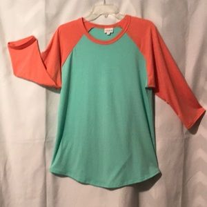 Women's Lularoe Randy Top Size XL NWOT